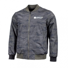 PEAK Mens  Monster Series Woven Reversible Jacket