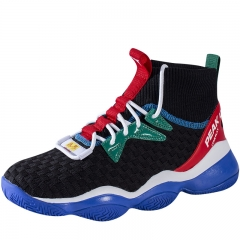 PEAK Mens Basketball Culture Series Basketball Culture Shoes